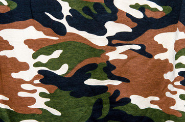 Soldiers fabric