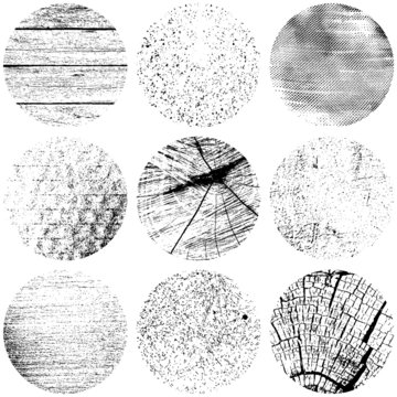 Circle Texture Set