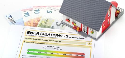 Energetisch Bauen Energieeinsparverordnung Banner