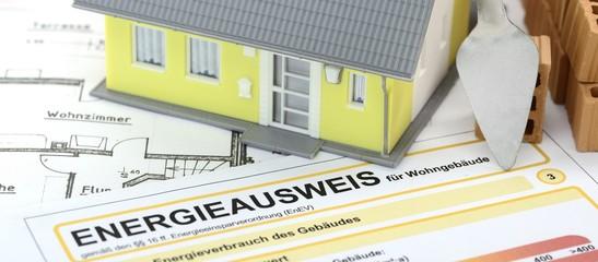 Energetisch Bauen Banner Energieeinsparverordnung