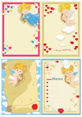 Four Versions of Valentine