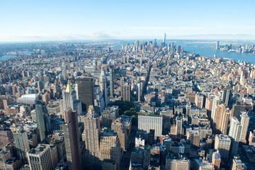 Dans la ville de New York