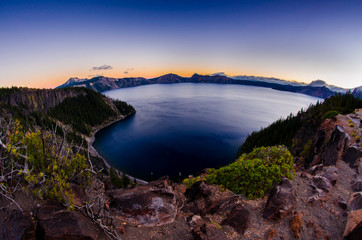 Crater Lake, Oregon