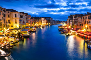 Canvas Prints Bestsellers Grand Canal, Venice, Italy