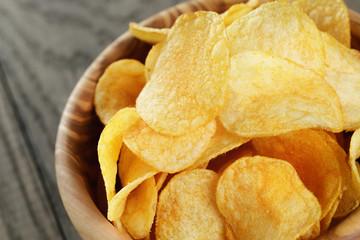 potato chips with paprika