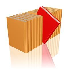 ein Buch auswählen - Bücher, Wissen, Lernen