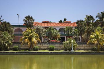 Park Josone in Varadero. Cuba