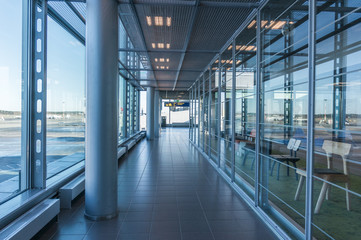 Helsinki, Finland. Vantaa airport
