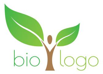 Bio tree logo