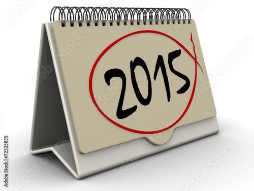 Надпись в календарь