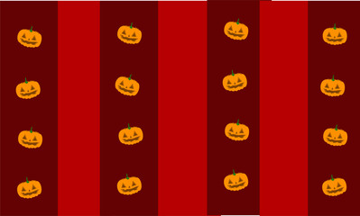 wallpaper with pumpkins