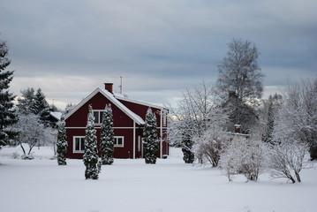 Winter in Skagersvik
