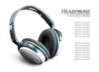 Modern headphone