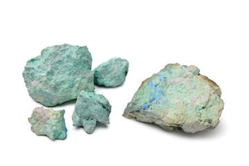 Blue color stone