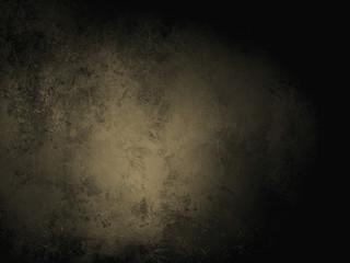 gold brown background paper with vintage grunge background textu
