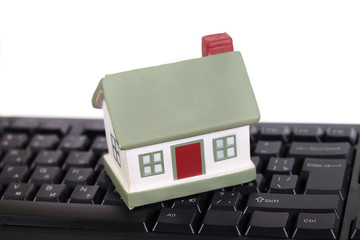 House and keyboard