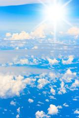 Cloudscape Divine Coming Storm