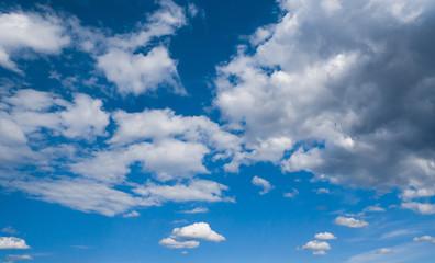 Summer Heavens Cloudscape Divine