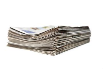 Zeitungen freigestellt