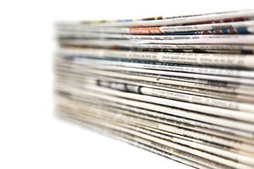 Tägliche Zeitungen