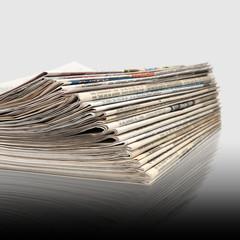 Zeitungen zur Wiederverwertung