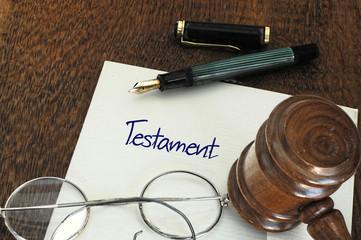 Testament - Formular