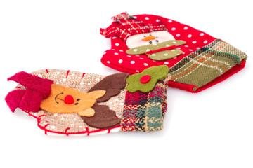 Christmas gift gloves