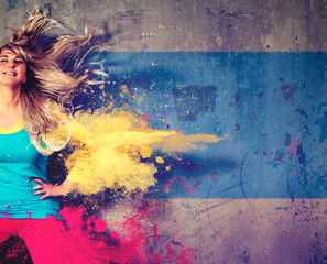 colorsplash girl - movin 02_2