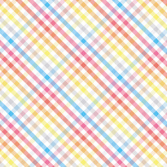 Colorful plaid pattern1