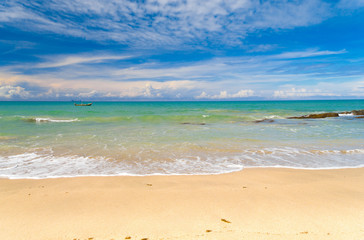 Windy Holiday Divine Coastline