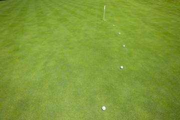 Golf Putting Green Balls