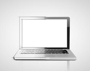 drawing laptop