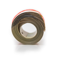 Roll of Roll of banknotes