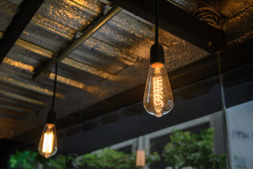 Bulb lighting decor