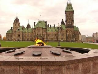 OTTAWA - CANADA - LE PARLEMENT