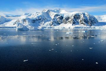 Fototapete - antarctic seascape