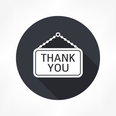 thank you icon