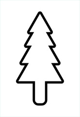 Christmas Tree Shape Design