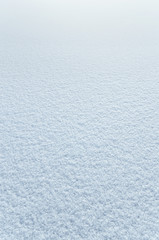 Winter background of snow