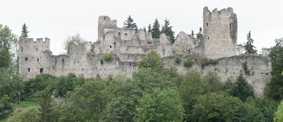 Burg Hohenfreyberg bei Eisenberg