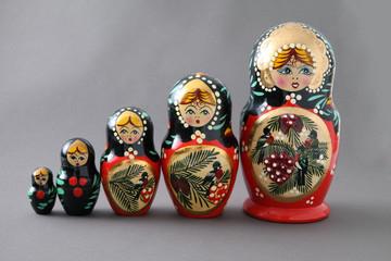 poupées russe Papier Peint