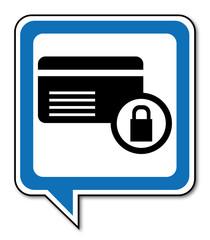 Logo carte bancaire.