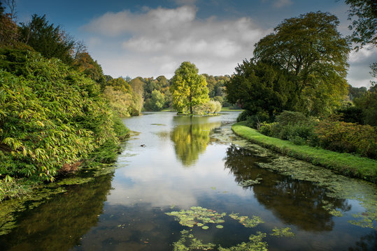 Stourhead, Wiltshire, UK