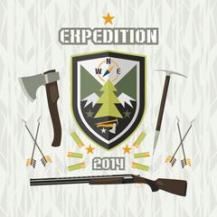Expedition emblem