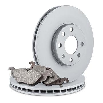 car brake discs and pads
