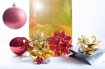 Weihnachtsüberraschung - Geschenk