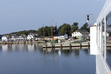 Fischereihafen Vitte