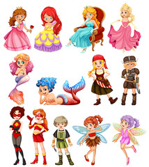 Female heros