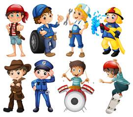 Kid's jobs
