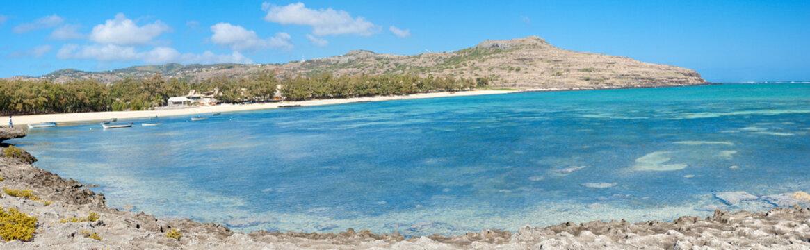 Baie et pointe Coton, île Rodrigues